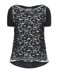 T-shirt di 22 Maggio By Maria Grazia Severi in Black