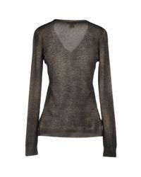 Avant Toi Gray Sweater