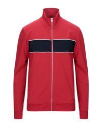 SELECTED Sweatshirt in Red für Herren