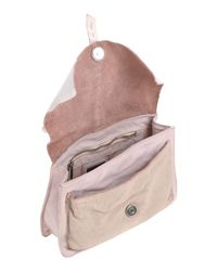 Caterina Lucchi Pink Handbag