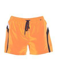 Short de bain SKINY pour homme en coloris Orange