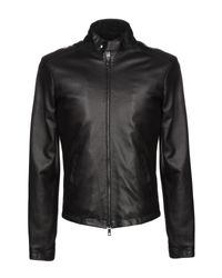 Blouson Giorgio Brato pour homme en coloris Black