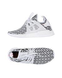 Adidas Originals Gray Low-tops & Sneakers for men