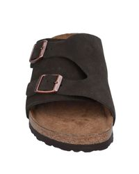Birkenstock Brown Sandals for men