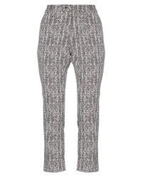 Pantalones Anonyme Designers de color Black