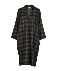 Vince Black Knee-length Dress