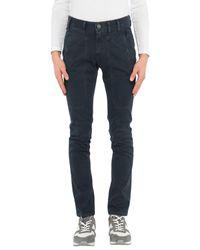 Pantalone di Jeckerson in Blue da Uomo