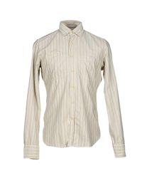 Glanshirt Natural Shirt for men