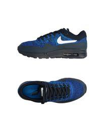 Nike Blue Low-tops & Sneakers for men