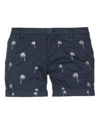 Sun 68 Blue Shorts