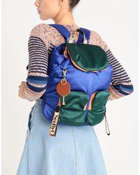 Sacs à dos et bananes See By Chloé en coloris Blue