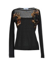 Blumarine Black Sweater