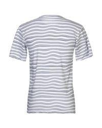 T-shirt di Minimum in White da Uomo
