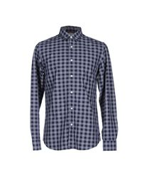 SELECTED Blue Shirt for men