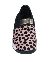 Sneakers & Tennis basses Pinko en coloris Pink