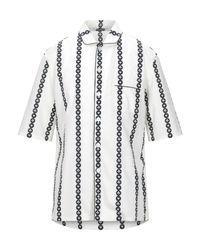 Camicia di Dolce & Gabbana in White da Uomo