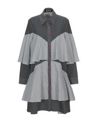 House of Holland Black Short Dress
