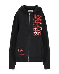 De'Hart Black Sweatshirt
