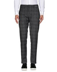 Pantalon Siviglia pour homme en coloris Gray