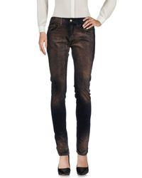 Roseanna Blue Casual Pants