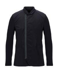 CHAMPION x PAOLO PECORA Black Jacket for men