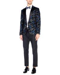 DSquared² Black Suit Jacket for men