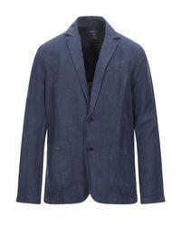 Osklen Blue Suit Jacket for men