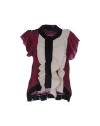 Kristina Ti - Purple Sweater - Lyst