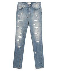 ViCOLO Blue Denim Trousers