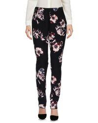 Pantalones Second Female de color Black