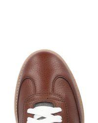 Alberto Guardiani Brown Low-tops & Sneakers for men