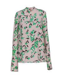 Marni - Pink Blouse - Lyst