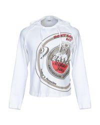 T-shirt di Moschino in White da Uomo