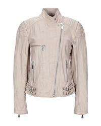 McQ Alexander McQueen Natural Jacke