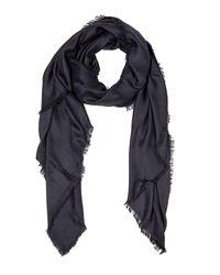Foulard di Emporio Armani in Black