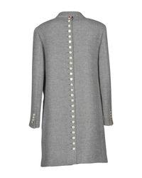 Thom Browne Gray Coat