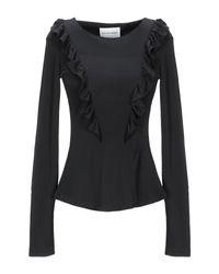 Silvian Heach Black T-shirts