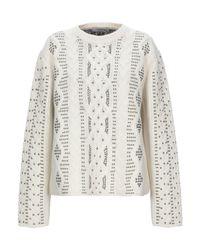Pullover Valentino en coloris White