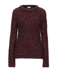 Pullover Saint Laurent en coloris Purple