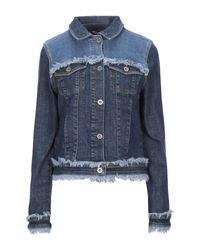 Tommy Hilfiger Blue Denim Outerwear