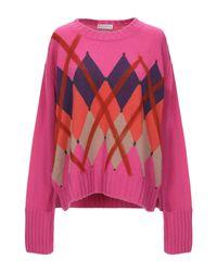 Pullover Ballantyne en coloris Pink