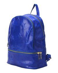 Studio Moda Blue Backpacks & Bum Bags