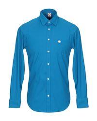 Camicia di Murphy & Nye in Blue da Uomo