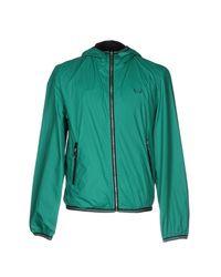 Harmont & Blaine Green Jacket for men