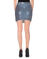 Ashish Black Mini Skirt