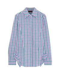 Camisa Petersyn de color Blue