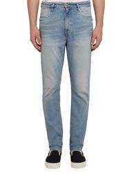 Pantaloni jeans di Nonnative in Blue da Uomo