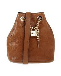 MICHAEL Michael Kors Brown Cross-body Bag