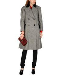 Vivienne Westwood Red Label Gray Coat