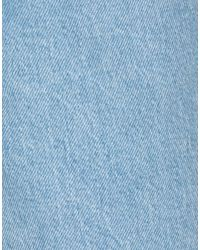 Sandro Jeansbermudashorts in Blue für Herren